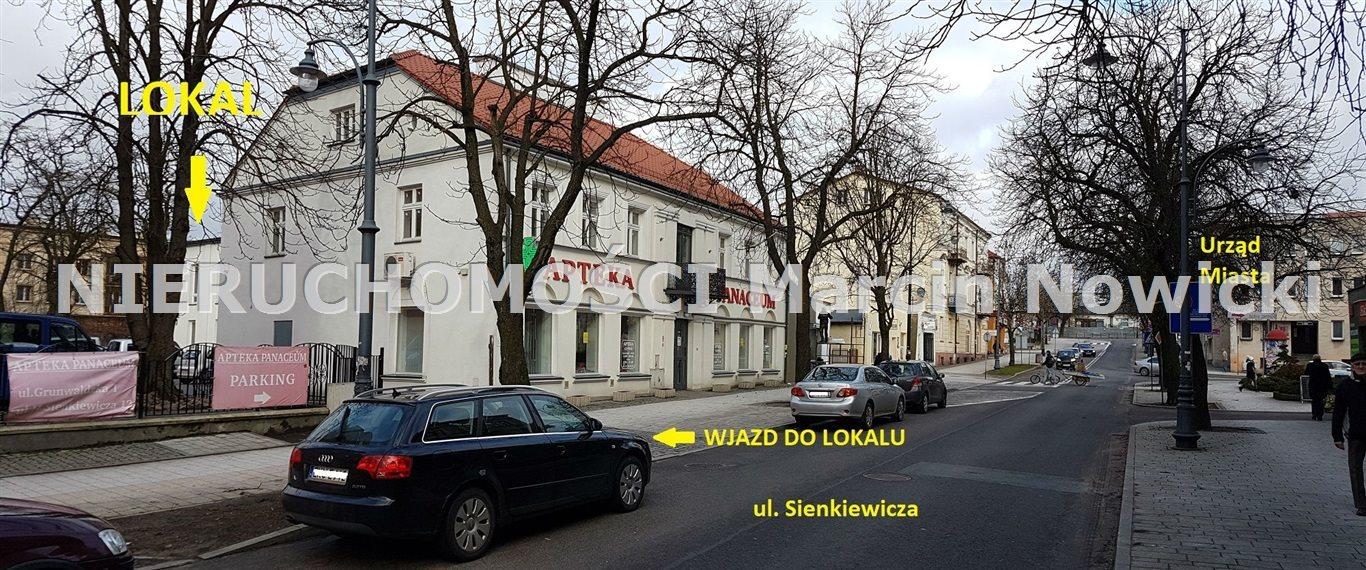 Lokal użytkowy na wynajem Kutno, Henryka Sienkiewicza  125m2 Foto 1