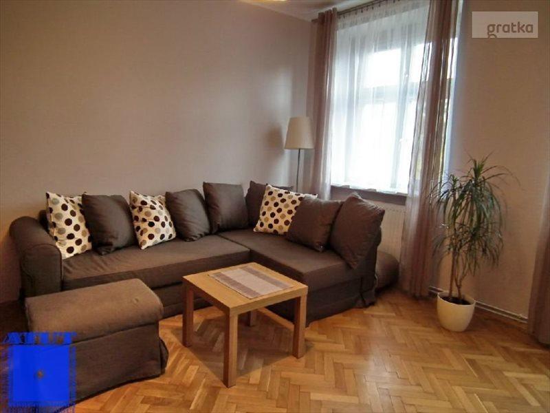 Mieszkanie czteropokojowe  na wynajem Gliwice, Centrum, Wincentego Styczyńskiego  83m2 Foto 1