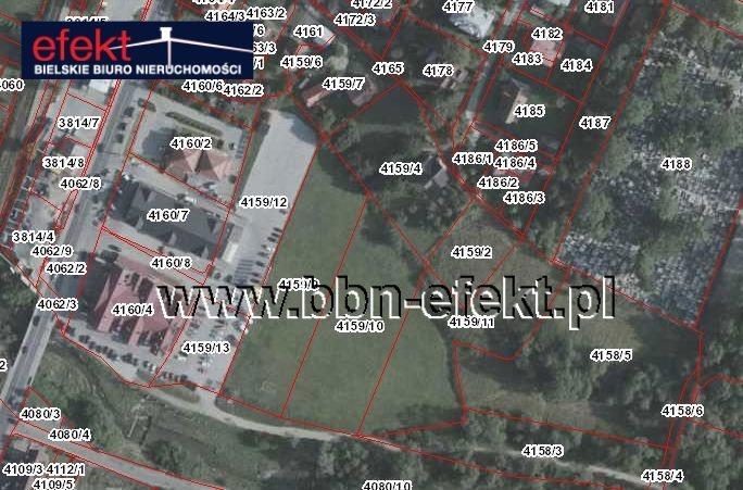 Działka inwestycyjna na sprzedaż Rabka-Zdrój  4141m2 Foto 2