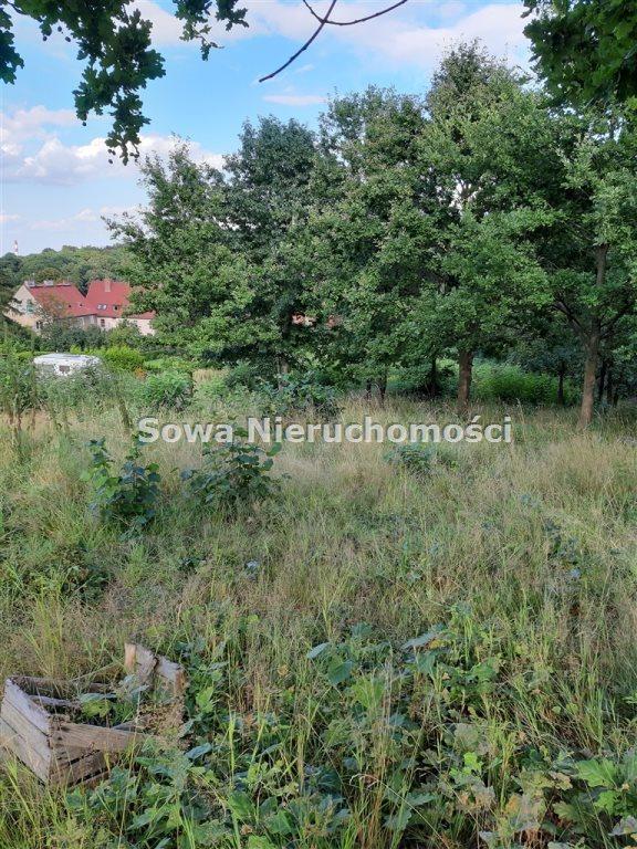 Działka budowlana na sprzedaż Szczawno Zdrój  1500m2 Foto 1