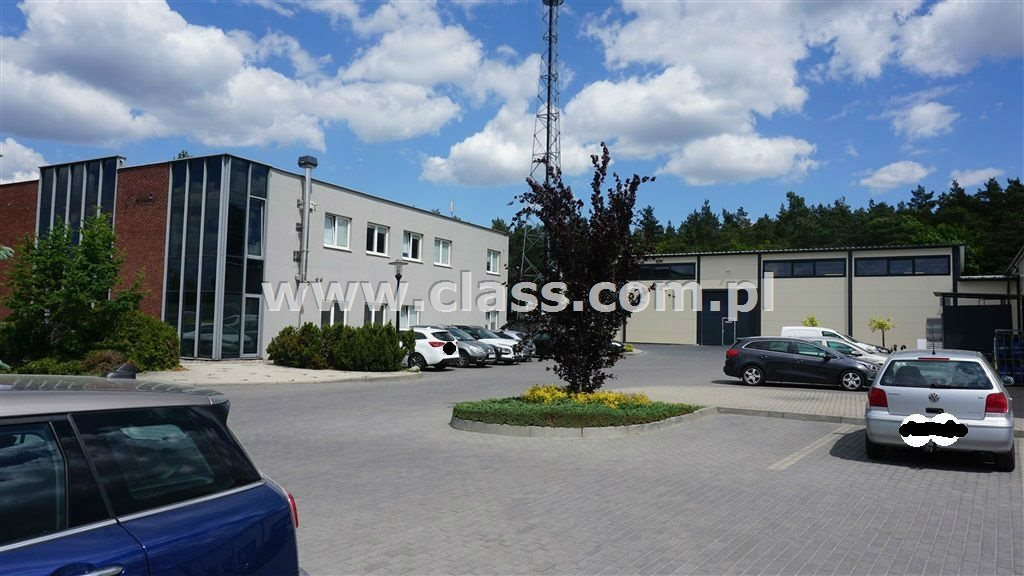 Lokal użytkowy na sprzedaż Brzoza  2510m2 Foto 4