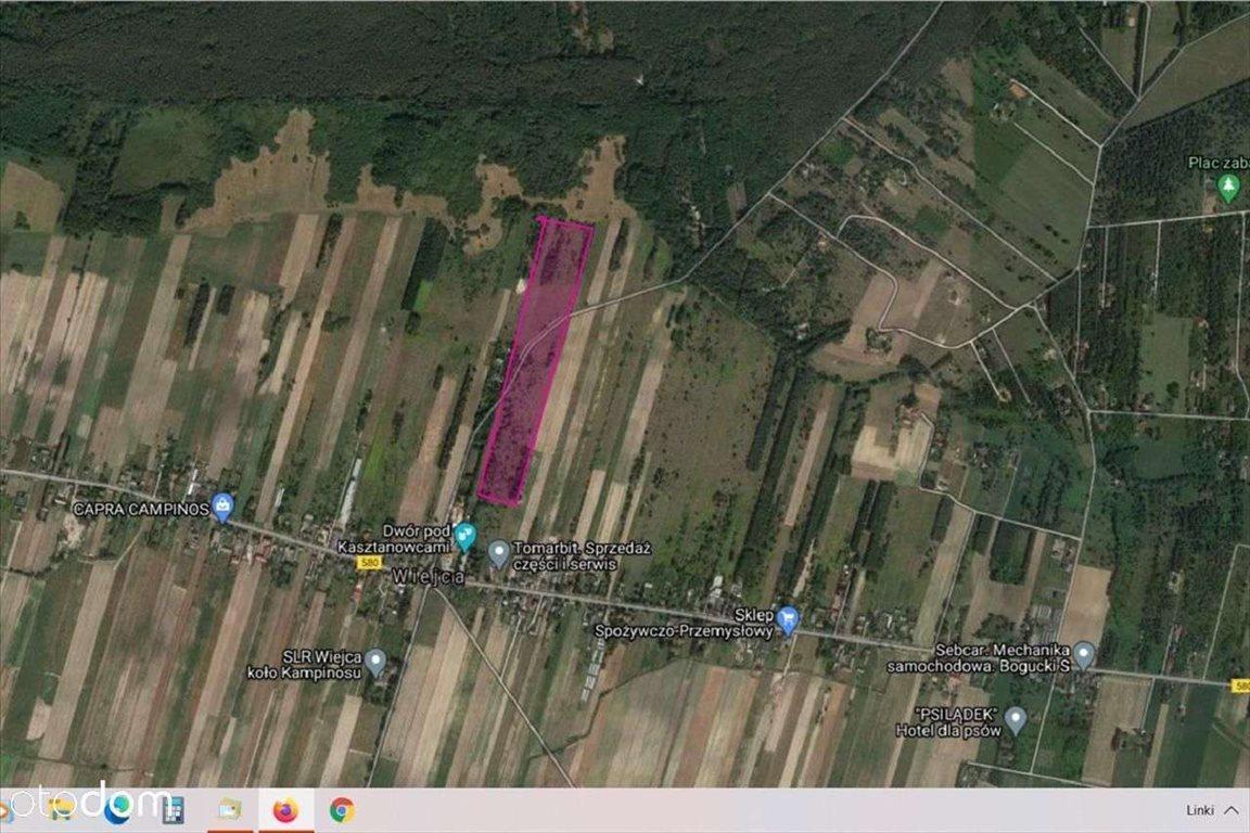 Działka rolna na sprzedaż Wiejca  74823m2 Foto 1