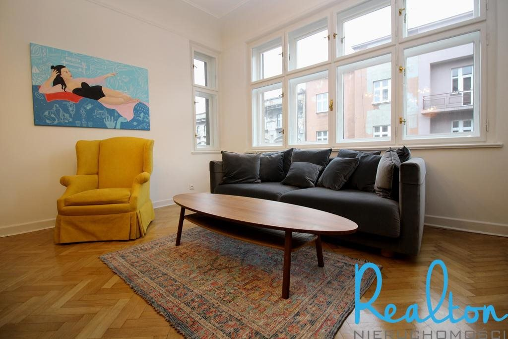 Mieszkanie na sprzedaż Katowice, Tadeusza Kościuszki  148m2 Foto 3