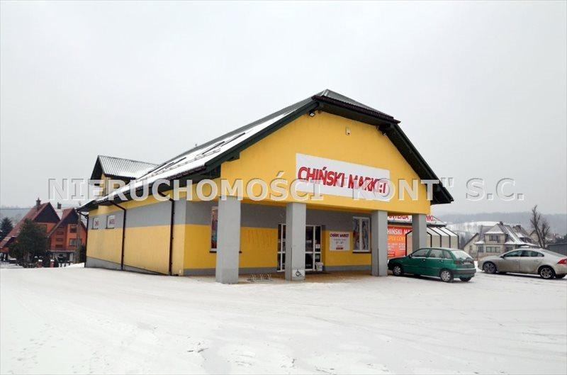 Lokal użytkowy na sprzedaż Lipnica Murowana  1187m2 Foto 4