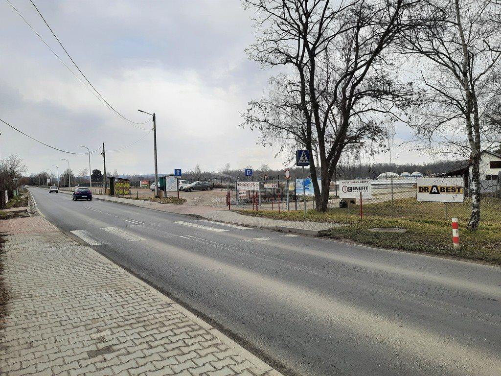 Działka komercyjna pod dzierżawę Budzyń  560m2 Foto 6