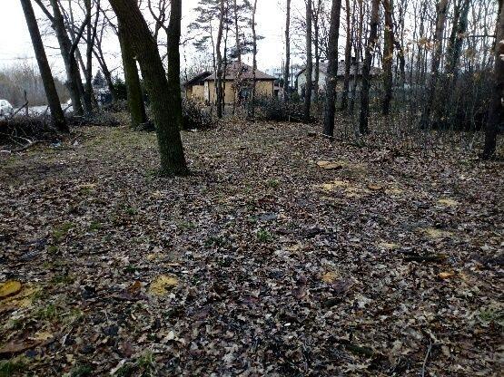 Działka leśna z prawem budowy na sprzedaż Warszawa, Wawer, Zwoleńska  4040m2 Foto 2