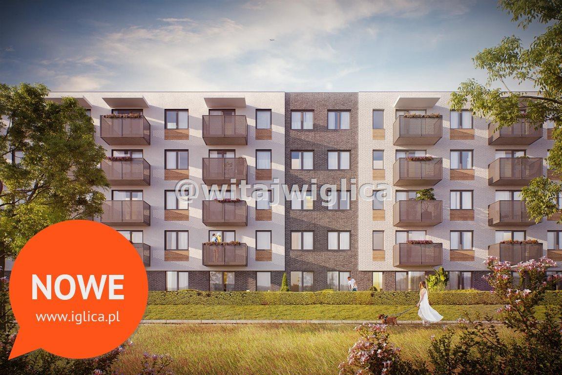 Mieszkanie trzypokojowe na sprzedaż Wrocław, Krzyki, Klecina, Jutrzenki  52m2 Foto 6