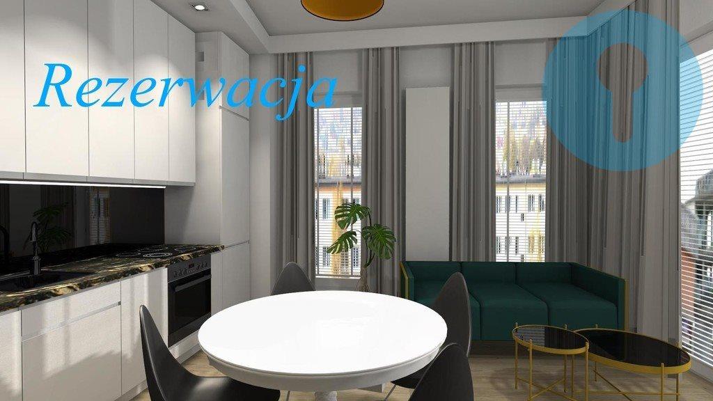 Mieszkanie trzypokojowe na wynajem Kielce, Centrum  55m2 Foto 1