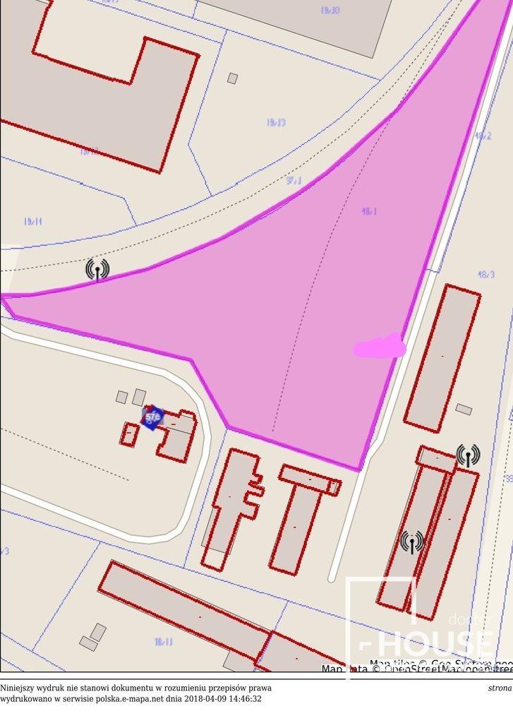 Działka inwestycyjna na sprzedaż Poznań, Starołęka, Starołęka  9151m2 Foto 2