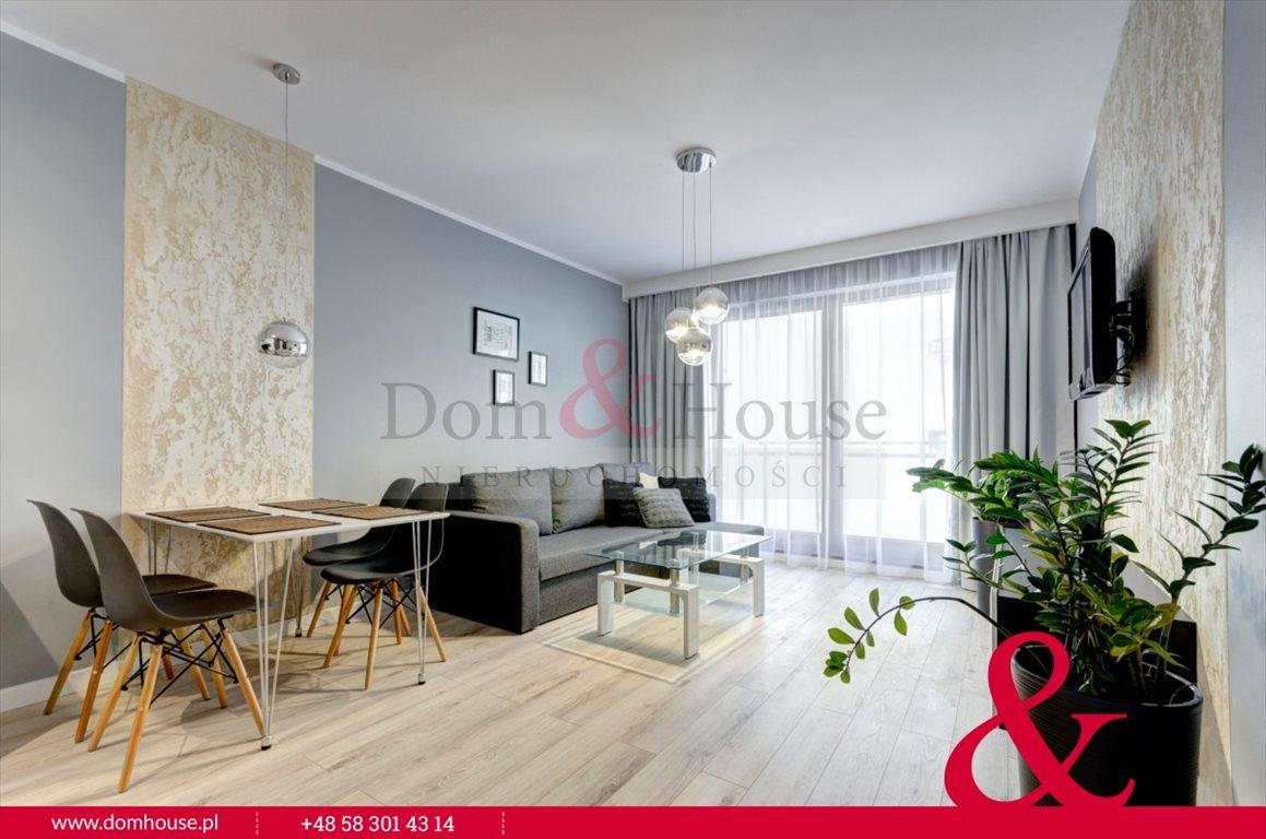 Mieszkanie dwupokojowe na wynajem Gdańsk, Śródmieście, Jaglana  43m2 Foto 2