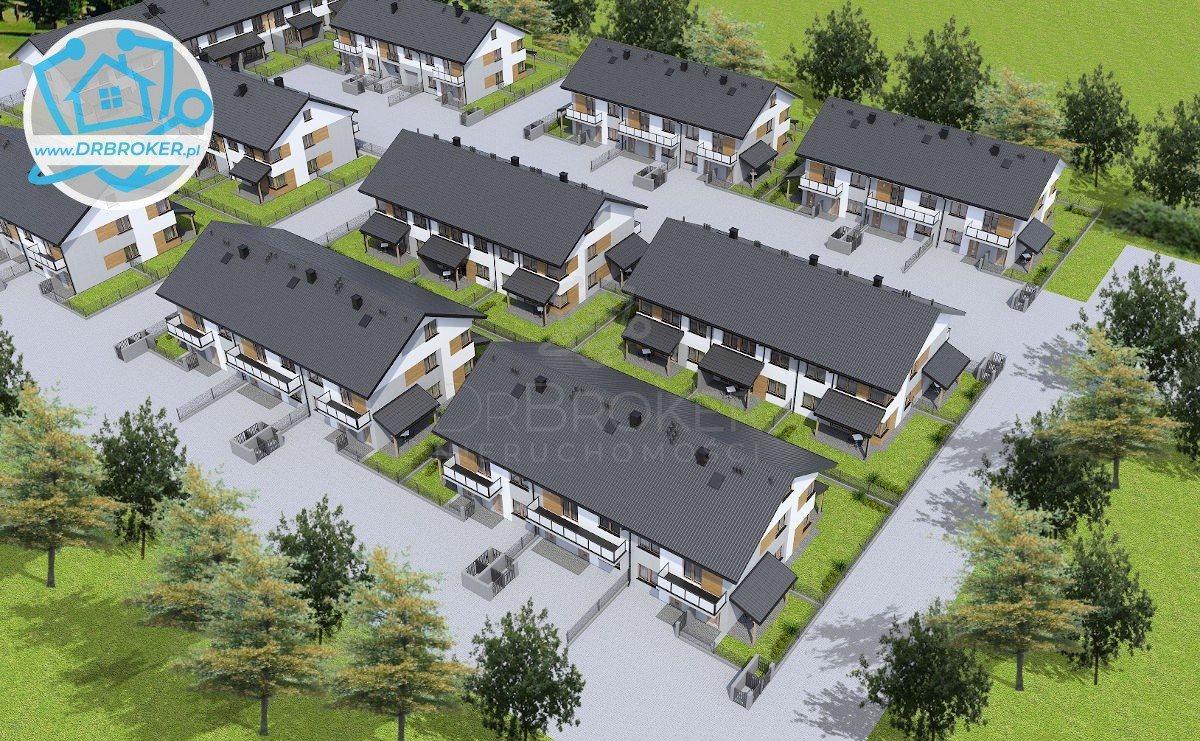 Mieszkanie trzypokojowe na sprzedaż Porosły  81m2 Foto 1
