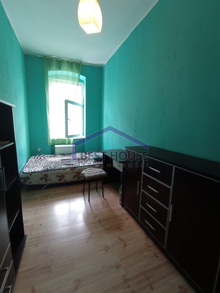 Mieszkanie na sprzedaż Wrocław, Śródmieście, okolice Jedności Narodowej, 5 pokoi, 2 piętro, kamienica, piwnica.  73m2 Foto 3