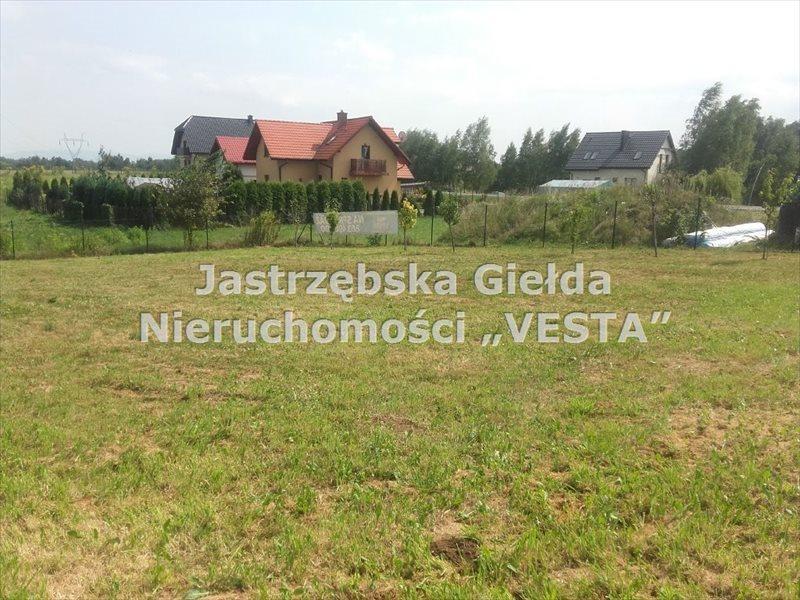 Działka inna na sprzedaż Jastrzębie-Zdrój, Ruptawa  807m2 Foto 1