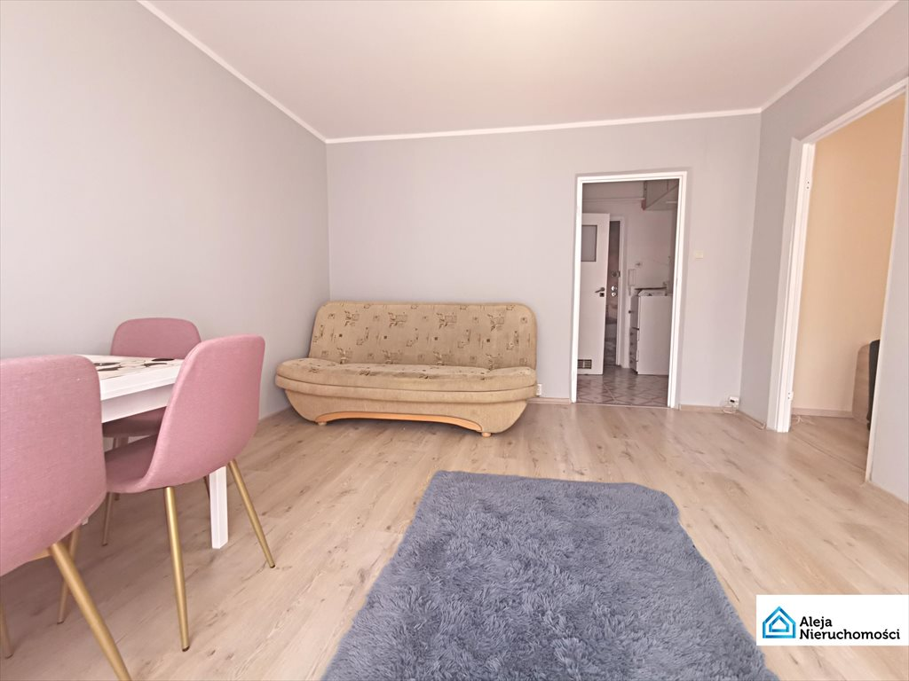 Mieszkanie dwupokojowe na wynajem Częstochowa, T. Zana  36m2 Foto 2
