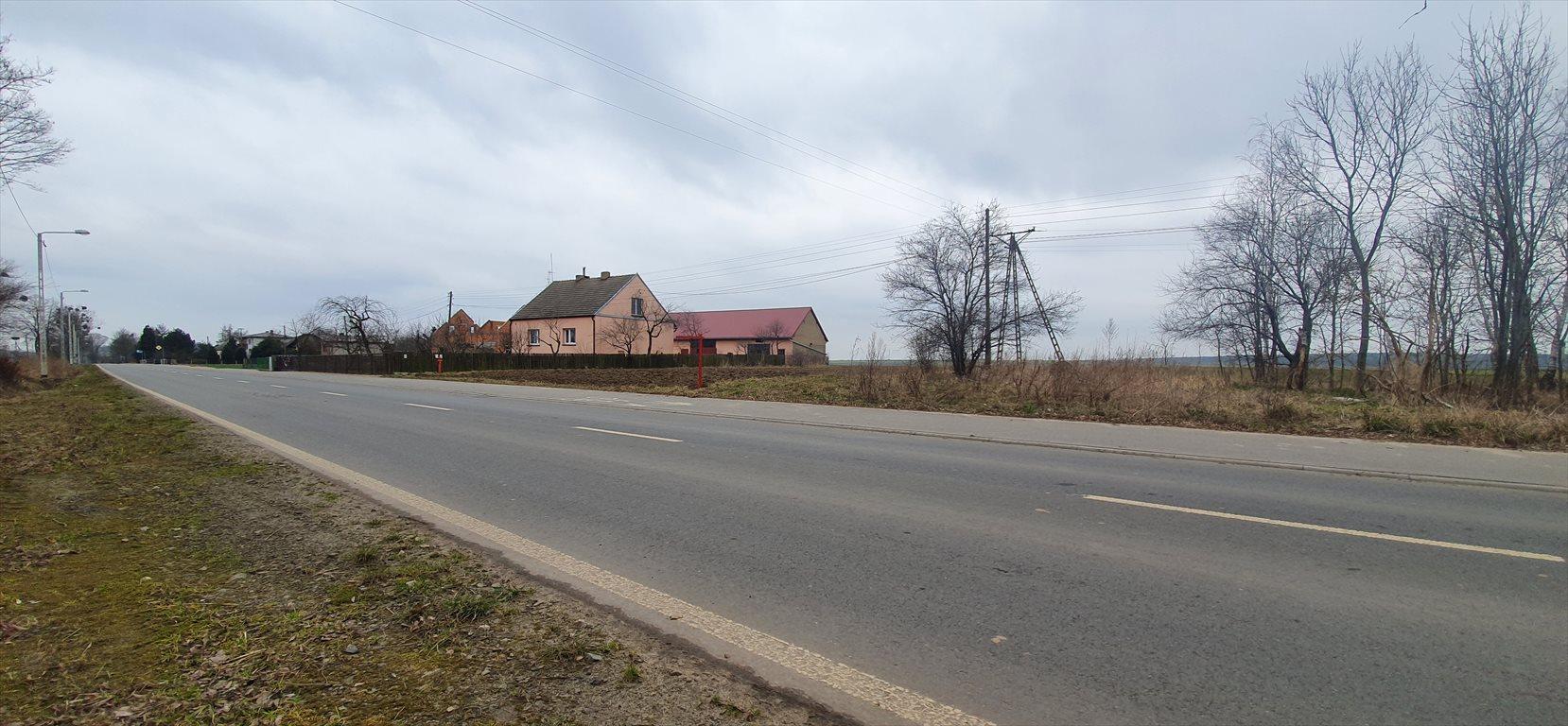 Działka budowlana na sprzedaż Praszka, Gana  2000m2 Foto 6
