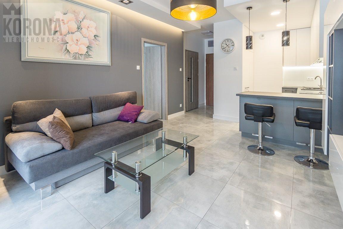 Mieszkanie dwupokojowe na wynajem Białystok, Centrum, Jurowiecka  40m2 Foto 4