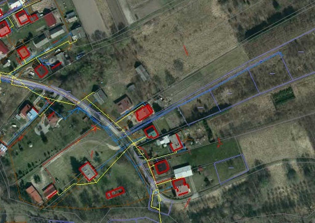 Działka budowlana na sprzedaż Kolbuszowa Górna  2350m2 Foto 3