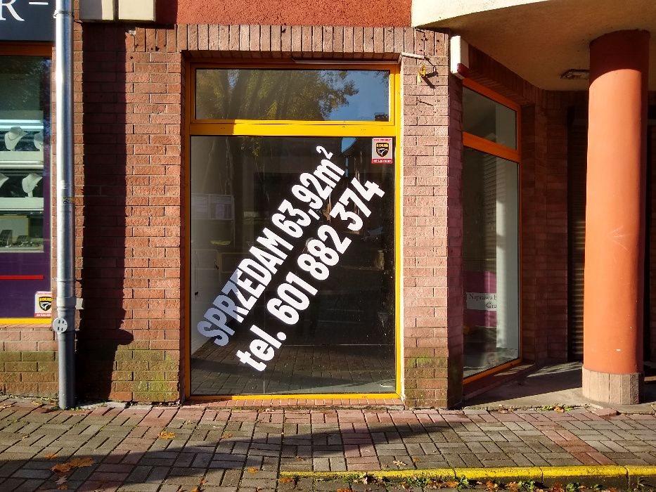 Lokal użytkowy na sprzedaż Ostróda, Czarnieckiego 4  64m2 Foto 3