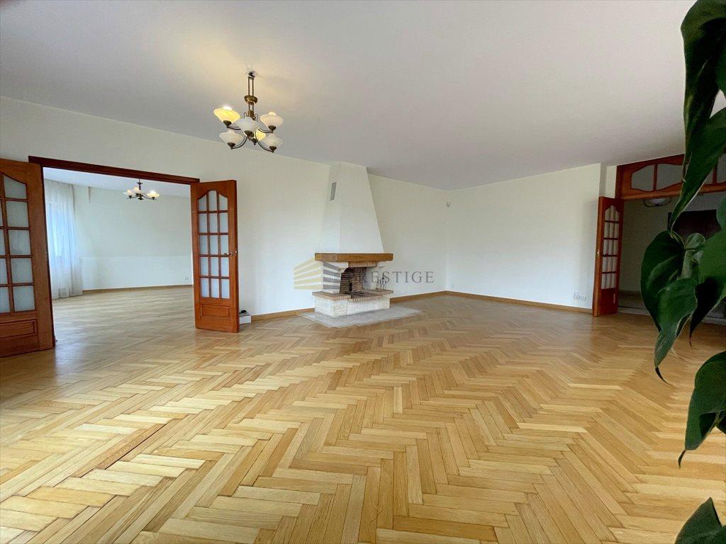 Mieszkanie trzypokojowe na wynajem Warszawa, Mokotów, Podchorążych  164m2 Foto 1