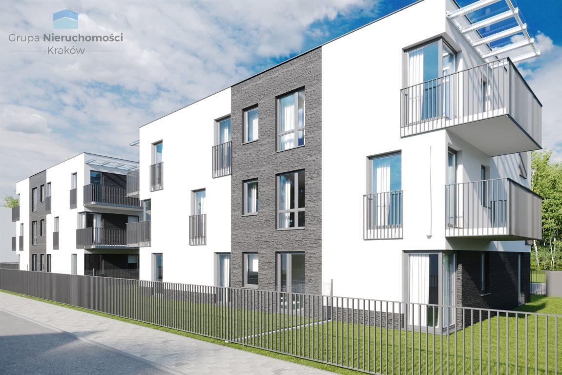 Mieszkanie trzypokojowe na sprzedaż Kraków, Bronowice, Mydlniki, Wincentego Weryhy-Darowskiego  49m2 Foto 5