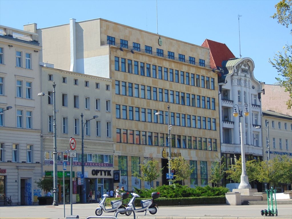 Lokal użytkowy na sprzedaż Poznań, Stare Miasto, Plac Wolności  7006m2 Foto 2