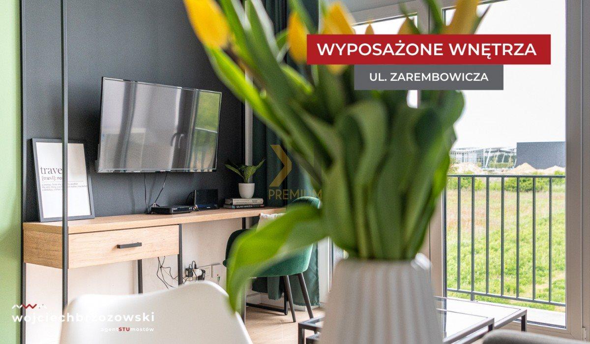 Kawalerka na sprzedaż Wrocław, Strachowice, Władysława Zarembowicza  32m2 Foto 5