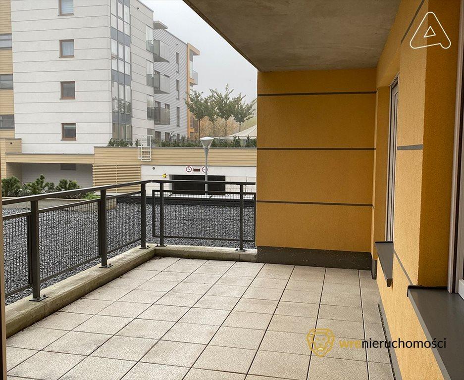 Mieszkanie dwupokojowe na sprzedaż Wrocław, Swojczyce, Marca Polo  49m2 Foto 10