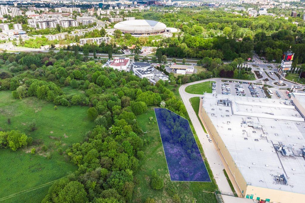 Działka rolna na sprzedaż Kraków  2134m2 Foto 6