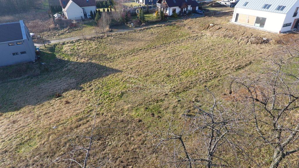 Działka budowlana na sprzedaż Zelków, Widokowa  1454m2 Foto 5