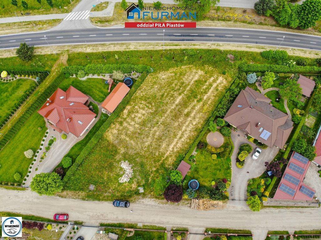 Działka budowlana na sprzedaż Trzcianka, Fałata  1159m2 Foto 2