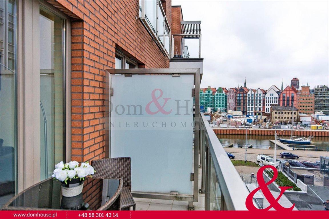 Mieszkanie dwupokojowe na wynajem Gdańsk, Śródmieście, Szafarnia  42m2 Foto 4