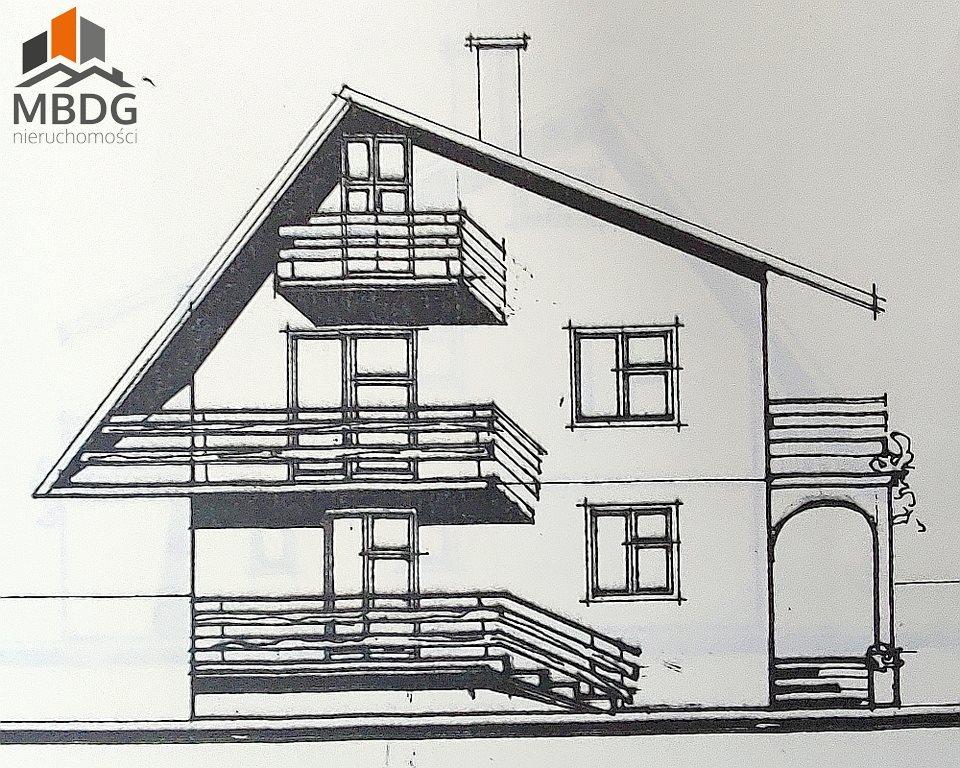 Dom na sprzedaż Skomielna Czarna  74m2 Foto 9