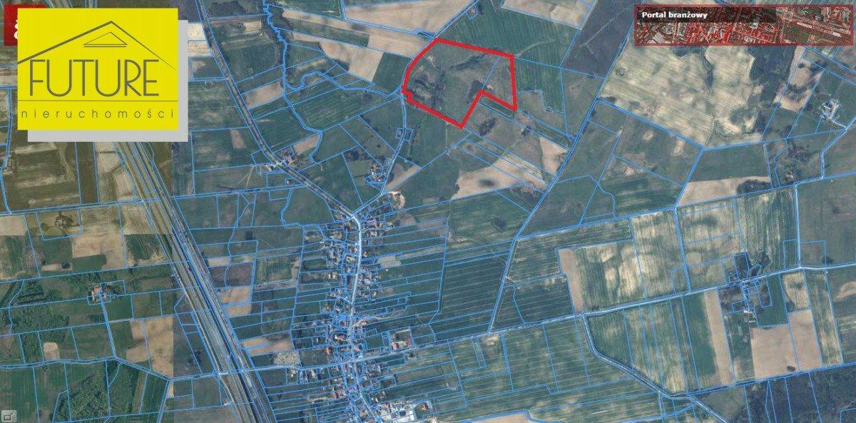 Działka rolna na sprzedaż Zielonka Pasłęcka  104185m2 Foto 2