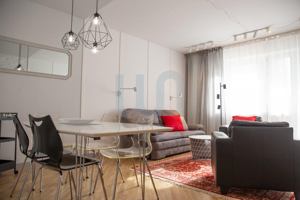Mieszkanie dwupokojowe na wynajem Warszawa, Wola, Czyste  60m2 Foto 2