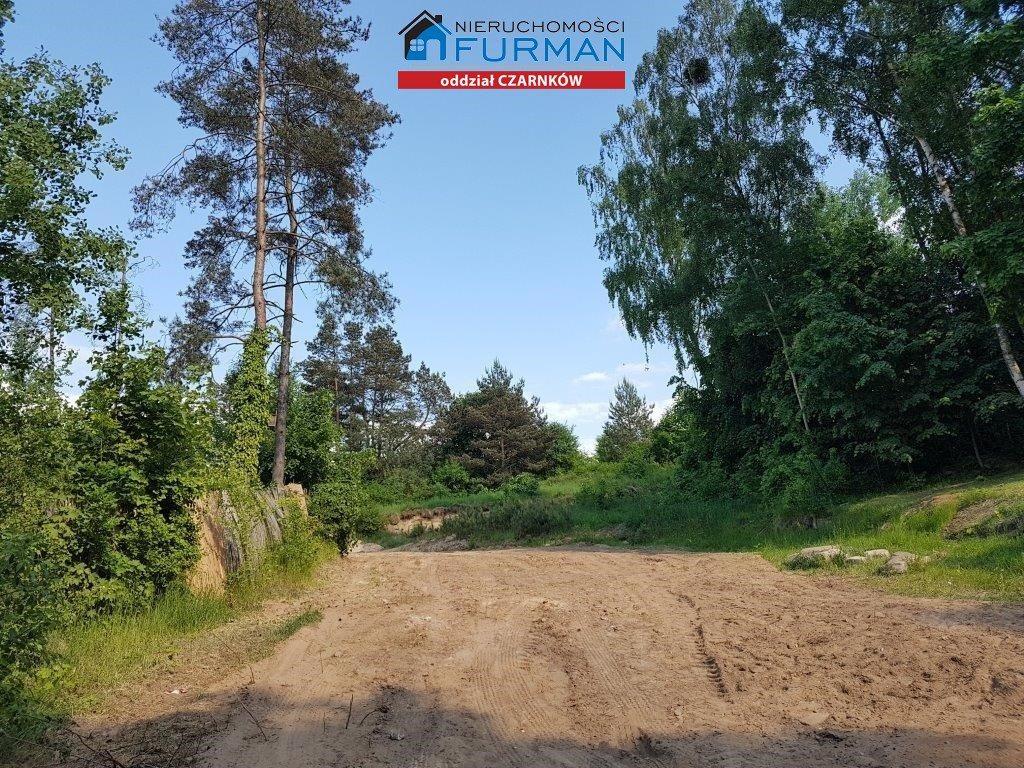 Działka budowlana na sprzedaż Czarnków  1568m2 Foto 5