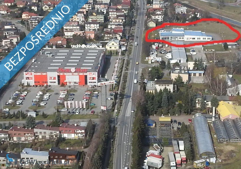 Działka budowlana na sprzedaż Nowy Sącz, Tarnowska 38  13000m2 Foto 1