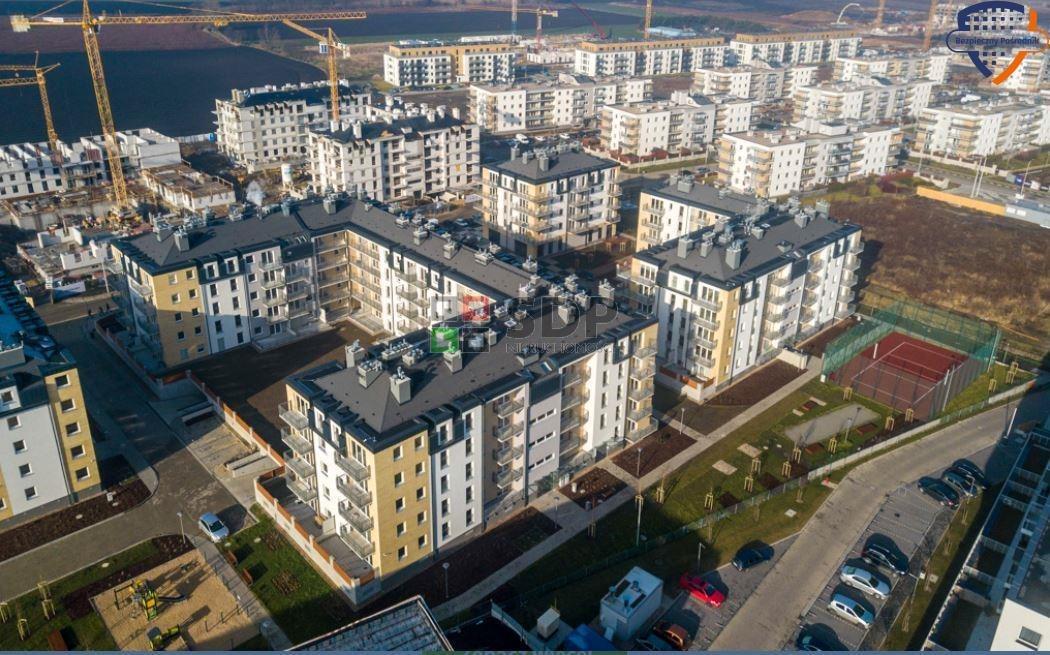 Mieszkanie trzypokojowe na sprzedaż Wrocław, Krzyki, Jagodno  61m2 Foto 5