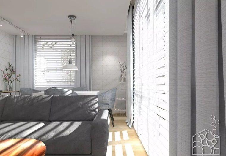 Mieszkanie dwupokojowe na sprzedaż Warszawa, Praga-Południe, Zwycięzców  55m2 Foto 3