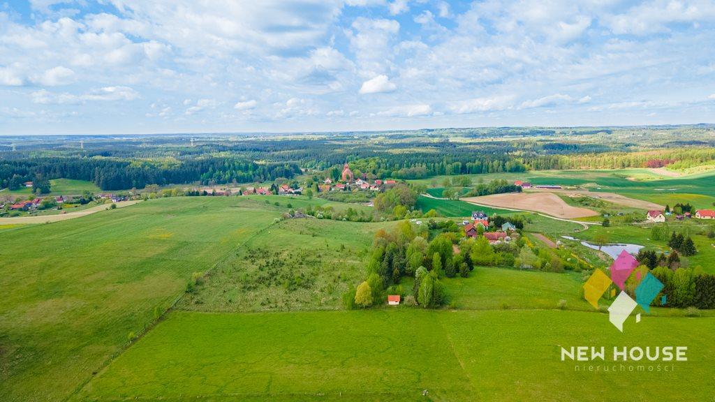 Działka rolna na sprzedaż Brąswałd  3540m2 Foto 1