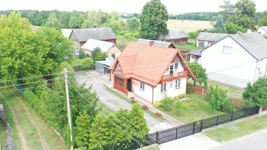 Dom na sprzedaż Nagoszewka Pierwsza  100m2 Foto 3