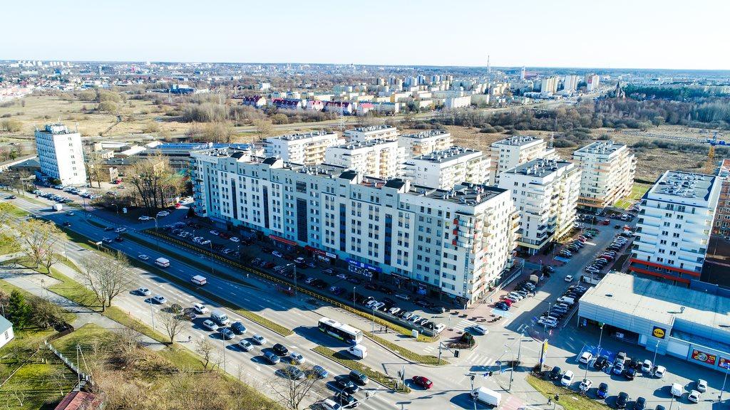 Mieszkanie dwupokojowe na sprzedaż Białystok, Wysoki Stoczek, al. Aleja Jana Pawła II  34m2 Foto 12
