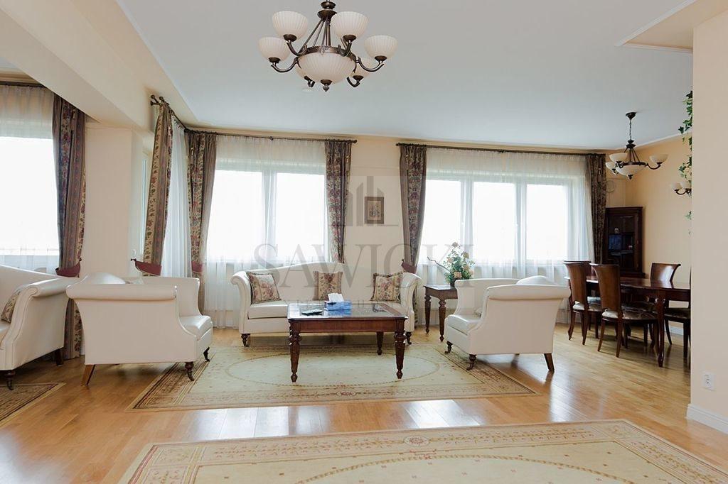 Mieszkanie czteropokojowe  na sprzedaż Warszawa, Mokotów, Jana III Sobieskiego  176m2 Foto 1