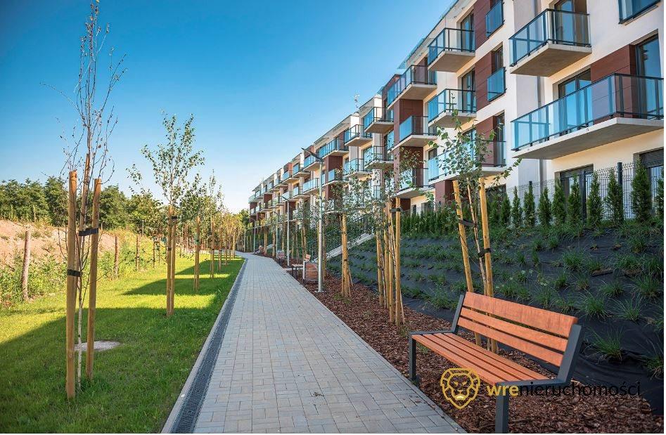 Mieszkanie trzypokojowe na sprzedaż Wrocław, Partynice  88m2 Foto 4