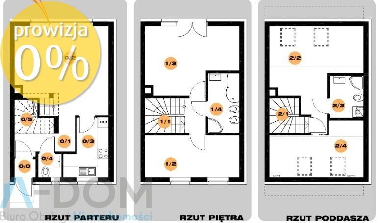 Dom na sprzedaż Poznań  118m2 Foto 1