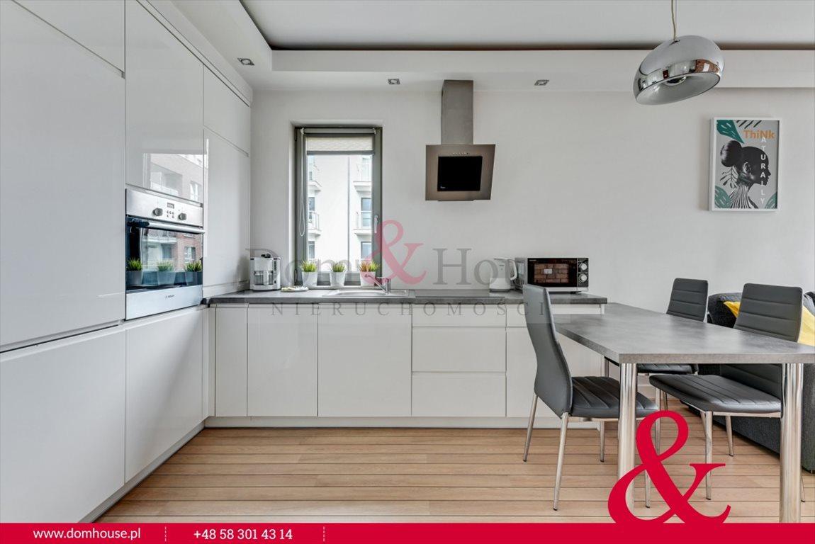 Mieszkanie dwupokojowe na wynajem Gdańsk, Śródmieście, Szafarnia  40m2 Foto 8