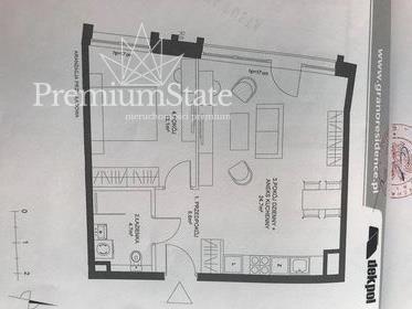 Mieszkanie dwupokojowe na sprzedaż Gdańsk, Śródmieście, Grano, Chmielna  48m2 Foto 5