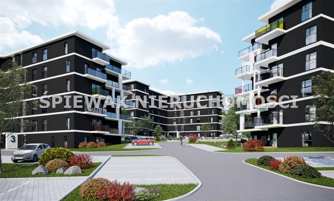 Mieszkanie trzypokojowe na sprzedaż Bielsko-Biała, Sarni Stok  52m2 Foto 4