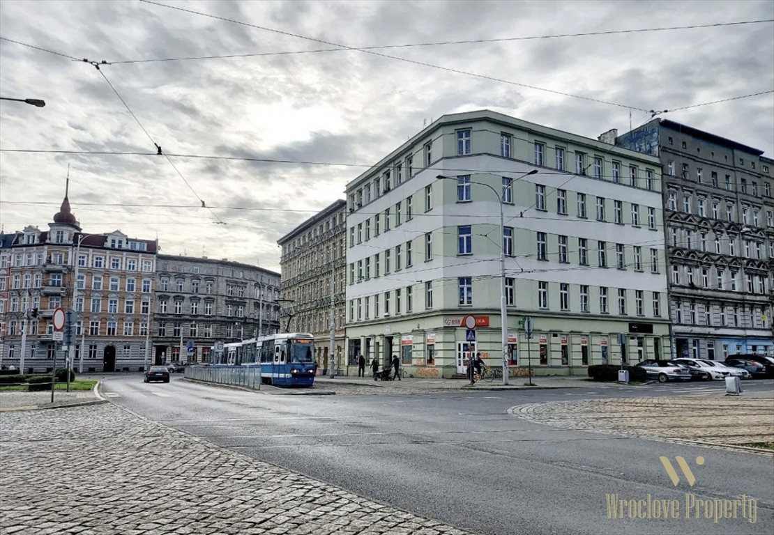 Mieszkanie dwupokojowe na sprzedaż Wrocław, Śródmieście, Powstańców Wielkopolskich  58m2 Foto 2