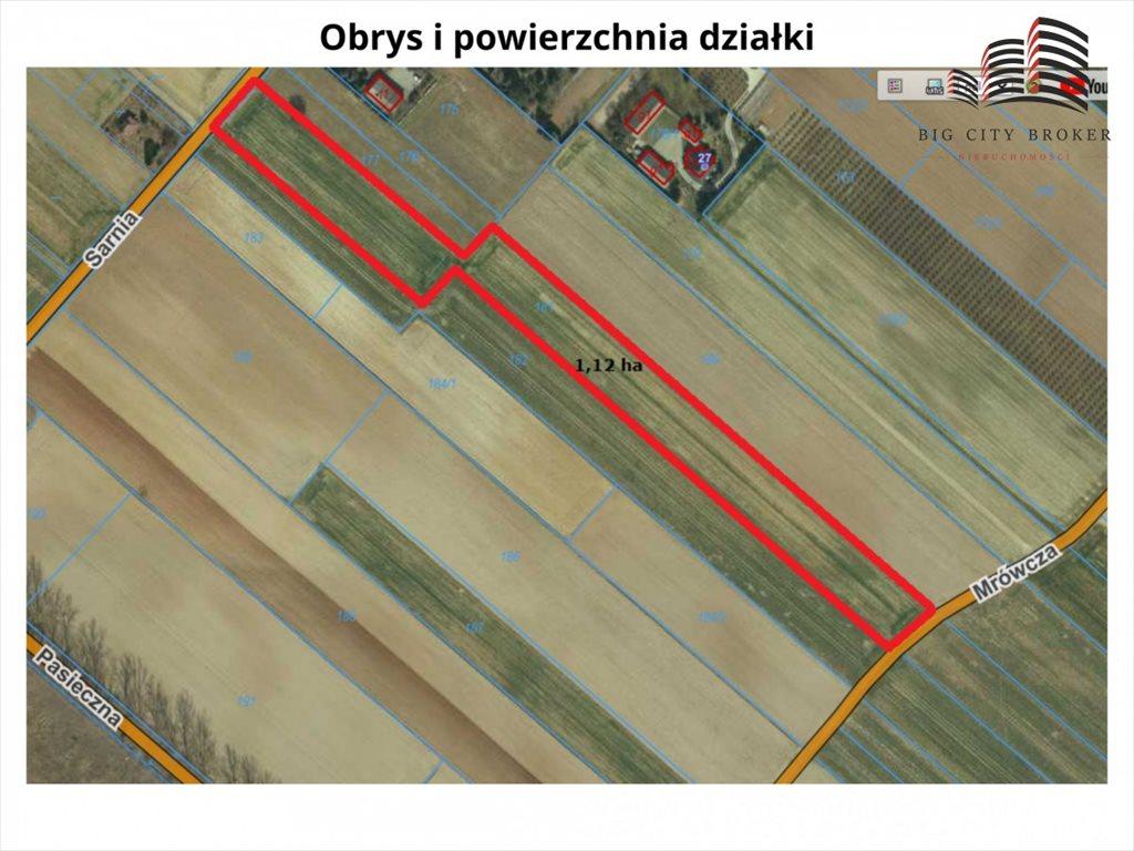 Działka rolna na sprzedaż Lublin, Zemborzyce, Sarnia  11200m2 Foto 1