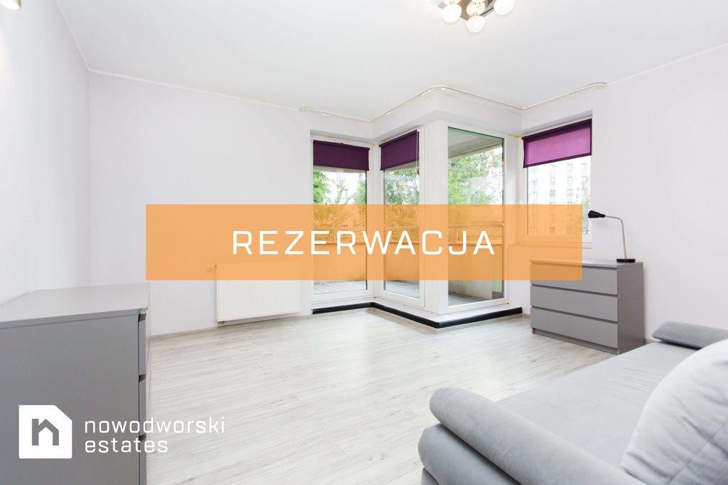 Mieszkanie dwupokojowe na sprzedaż Kraków, Grzegórzki, Grzegórzki, Cystersów  49m2 Foto 1